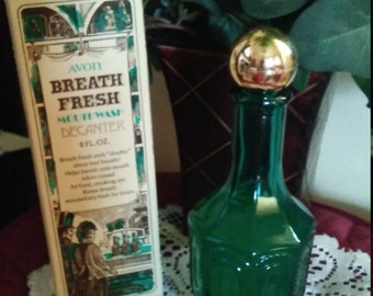 Avon Breath Fresh Mouthwash