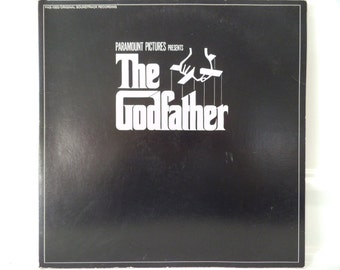 The Godfather - Original Motion Picture Soundtrack - LP