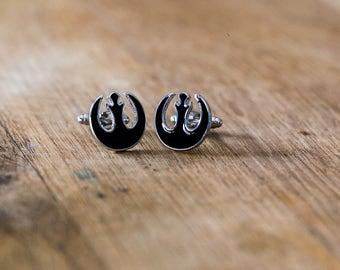 Cufflinks (cufflinks) Star Wars 2