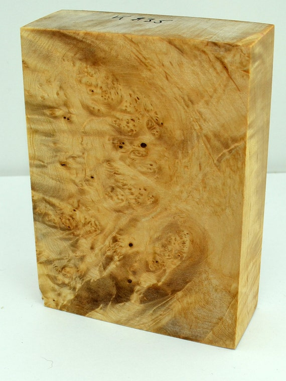 Japanese maple burl stabilized from stabilizedwoodfromrf