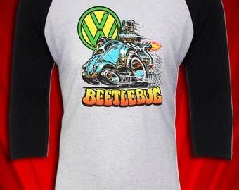 Beetlebug Vintage 1972 Volkswagen Hot Rod Tee