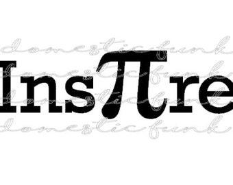 Pi Day or Math Teacher SVG