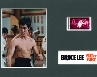 Bruce Lee 'Fist of Fury' (series b) - Single Cell Collectable