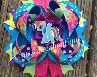My Little Pony, Pinkie Pie, My Little Pony bow