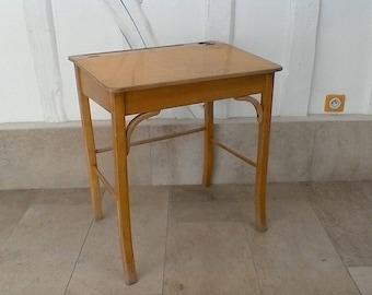 BAUMANN vintage school desk.