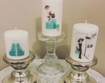 Fashion candle set