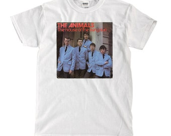 The Animals - The House of the Rising Sun - White T-shirt