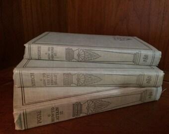 Livres de série efficacité mentales, 1915