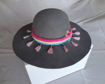 Handmade Hat - Fedoras