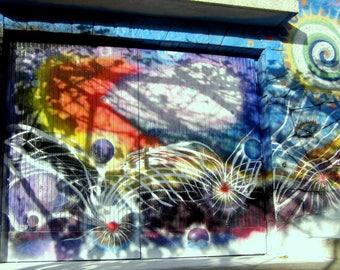 Grafitti - universe & symbols
