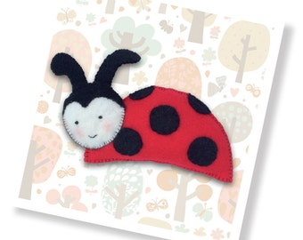 Lottie the Ladybird Sewing Kit