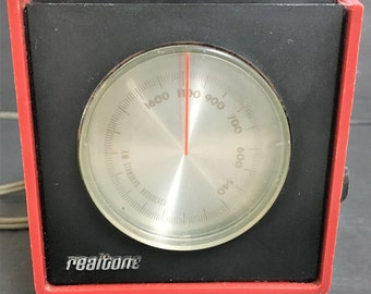 1970's Realtone Vintage Radio Model 3113 Working Condition