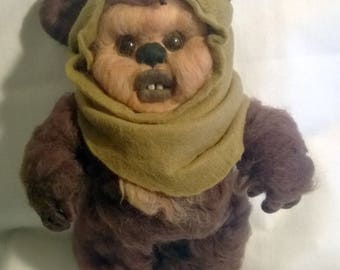 EWOK - Supports two positions: standing and sitting -