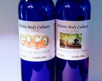 Organic Body Wash feminine wash intimate wash organic intimate wash vegan body wash organic feminine moisturizing body wash body cleanser