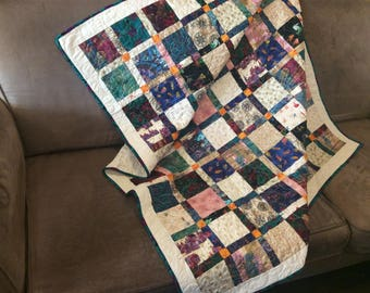 Lap Quilt / Throw Quilt