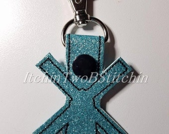 Windmill key fob