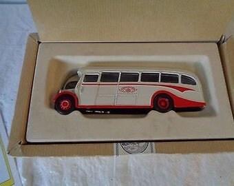 Vintage Corgi Diecast Bus/Coach AEC Regal Boxed Model - 97184