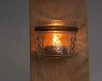 Tealight Sconce