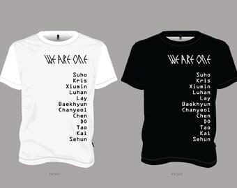EXO OT12 T-Shirt