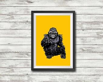 Socket & PAW//Gorilla