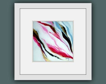 Printable Abstract Art, Instant Digital Download Art, Modern Wall Decor, Contemporary Art, Abstract Painting, Square Art