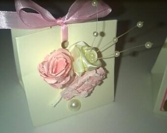 Wedding favour bags/Wedding favours/Favour bags/Wedding favour boxes/Favour boxes