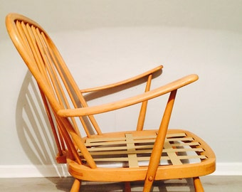 Ercol easy chairErcol   Etsy. Ercol Easy Chairs For Sale. Home Design Ideas