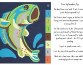 Fishing - Paint by Number Kit