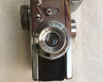 Steky 35 mm vintage camera