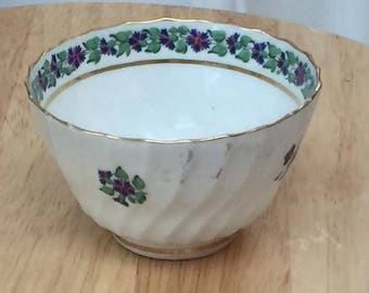 19th Century fluted Tea bowl