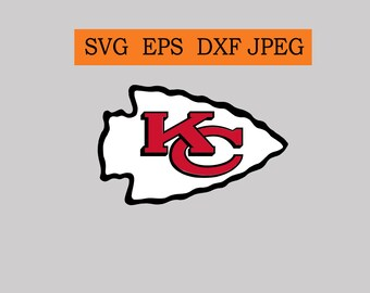 Download Chiefs svg | Etsy