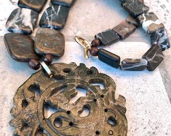 Necklace of Jasper