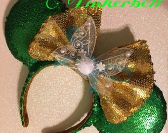 Tinkerbell Inspired Ears