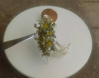 Dollhouse Miniature One Inch Scale 1:12 Wedding Bouquet