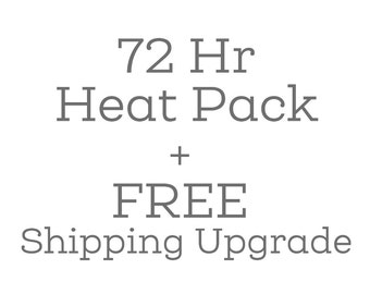 Shipping Heat Pack To Protect Your Air Plants, Air Plant, Tillandsia, 72+ Hrs UniHeat
