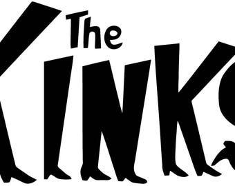 The Kinks Decal