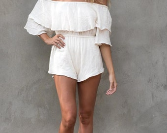 Flow With It' Layered Jumpsuit