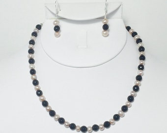 Night Lights Necklace & Earrings - Children's Collection
