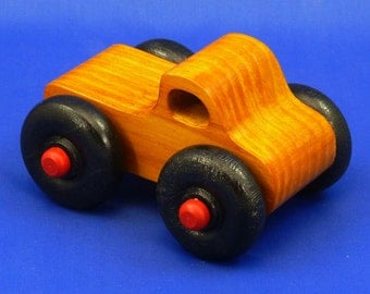 Monster Truck, Wooden Toy Truck, Toy Truck, Wooden Truck, Pickup, Wood Truck, Wood Toys, Wooden Toys, Wooden Toy Trucks, Toddlers, Boys