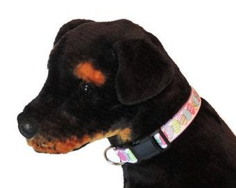 Large Easter Egg Dog Collar