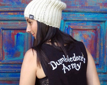 Dumbledore's Army/ Harry Potter - Muscle Tank- Made to order
