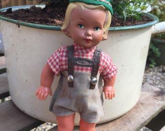 Sweet vintage german doll