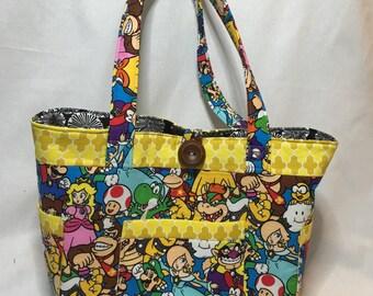 Super Mario Brothers Purse