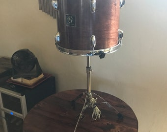 Desk Top Drum Lamp