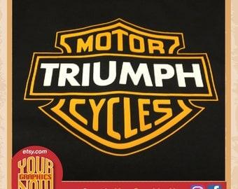 """Triumph """"Davidson"""""""