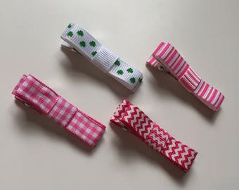 Baby/Toddler/Girls Handmade Hair Clips