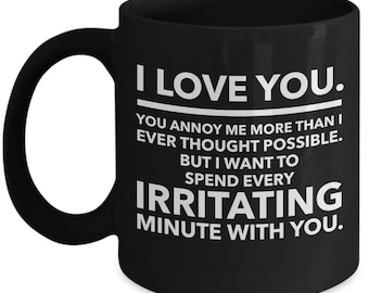 Husband gift, wife to husband gift, funny husband mug, gift for husband, anniversary gifts for husband, valentines gift for husband