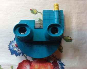 View master 3D with reels
