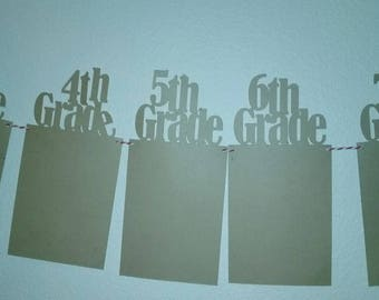 Grade Banner