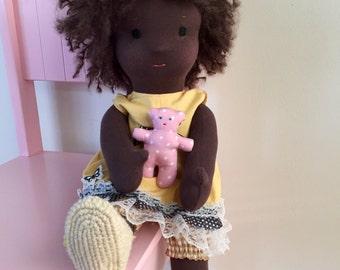 Waldorf doll Mia